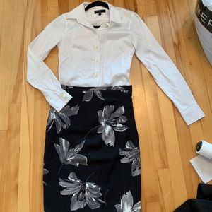 Complete Office Outfit (Banana Republic & Jacob)